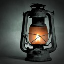 kerosene lamp photoshop contest