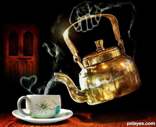 My Magical Kettle