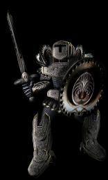 Armored Swordsmen