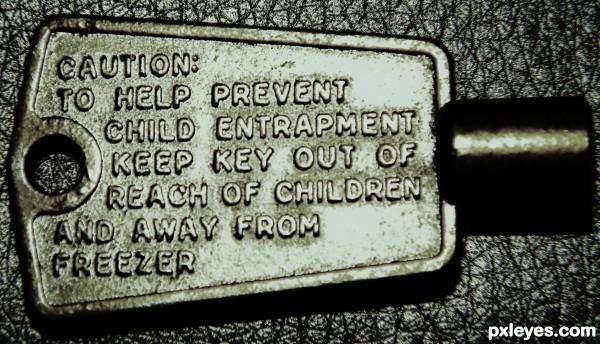Freezer Key