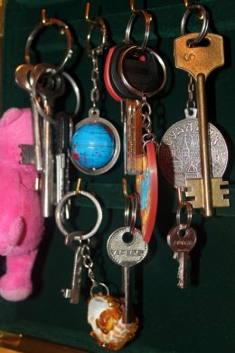 A box for keys
