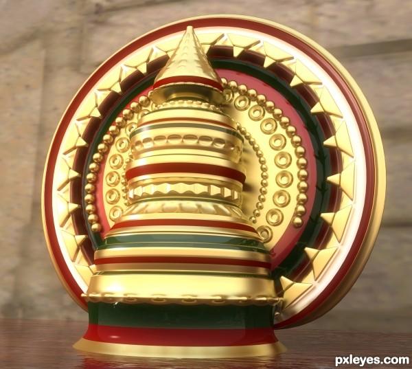 Kathakali Crown