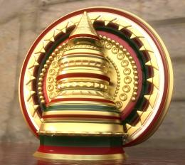 Kathakali Crown Picture