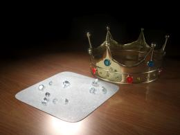 Kings Crown With Precious Gems Picture