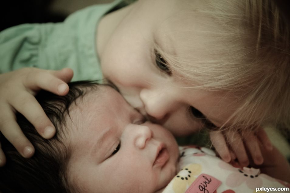 Big Sister Kisses