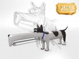 Bluey - the blue peeler