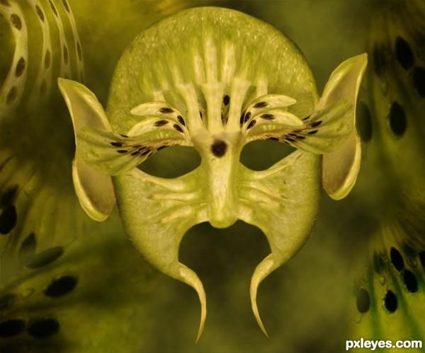 Creation of Mask: Final Result