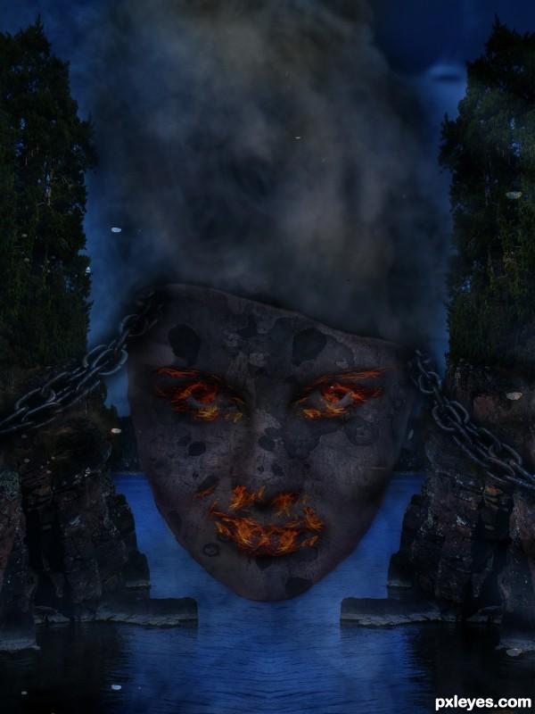 The Goddess Of Fire