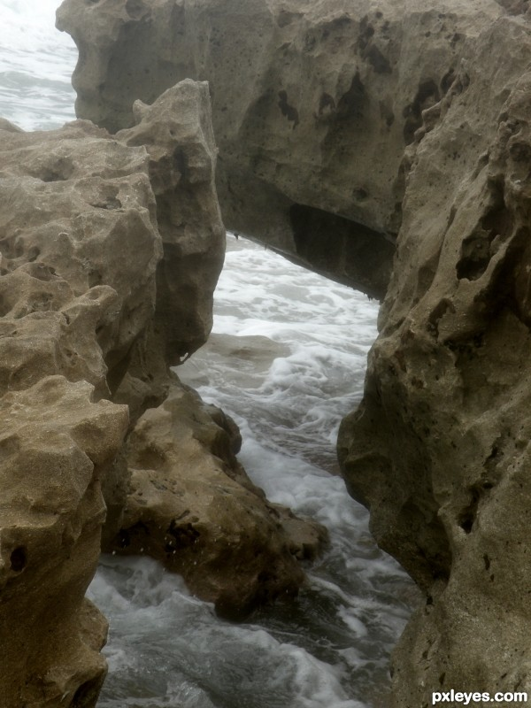 Blowing Rocks