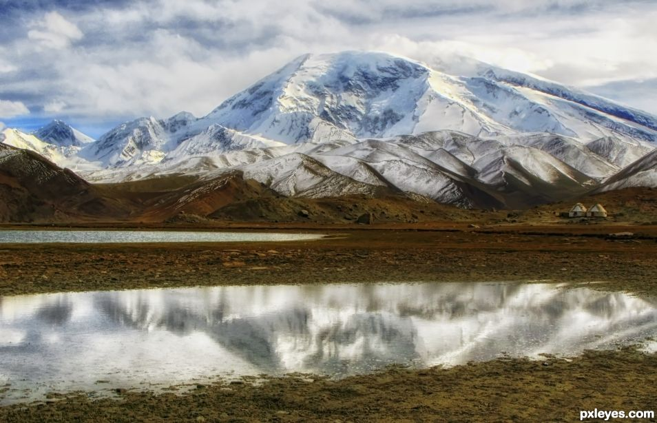 Tajikistan border