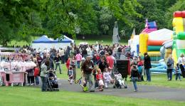 Queens park fun day Picture