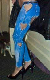 PaintedonJeans