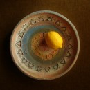 lemon on bowl photoshop contest