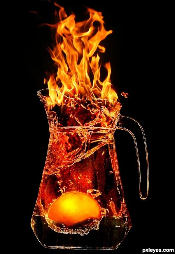 Jug of Flames
