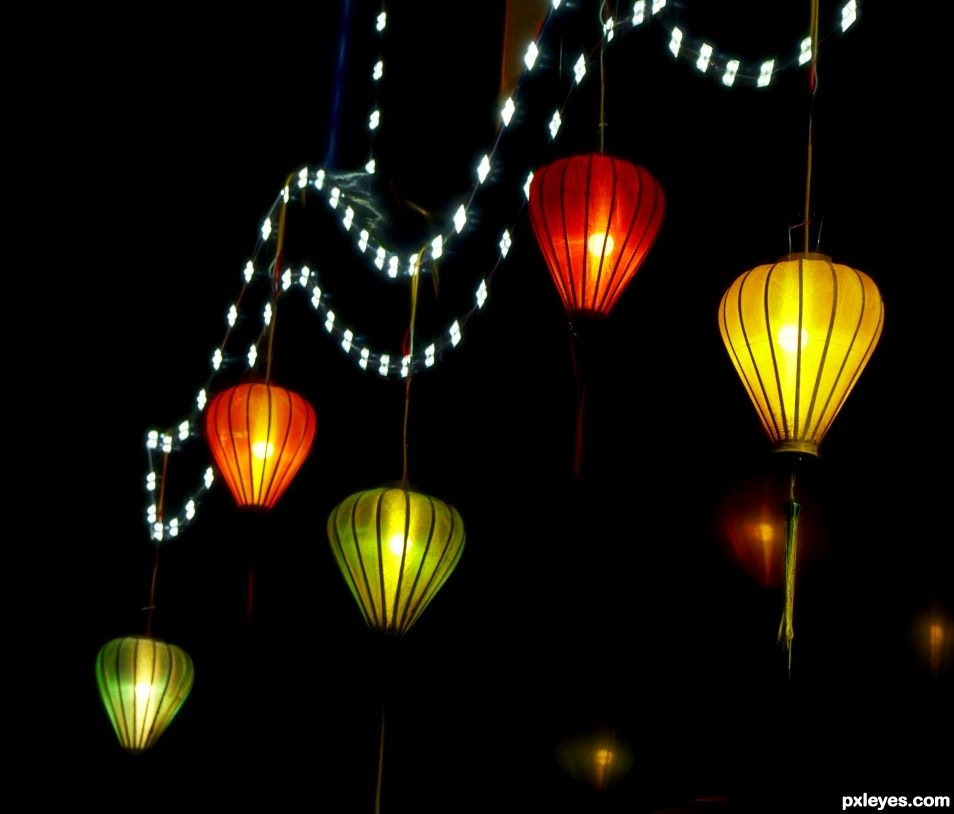 Dance of Lanterns
