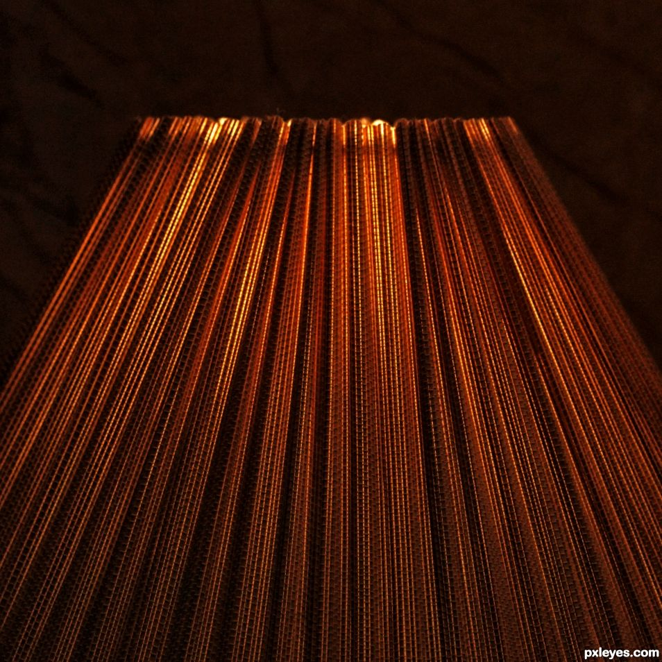 Lampshade Ripples