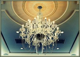 The Presidents Chandelier