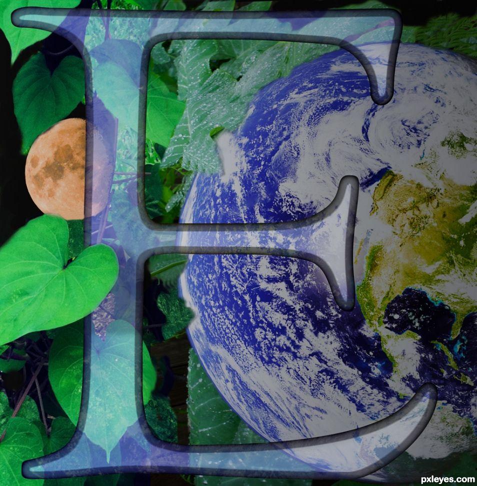 Letter decoration photoshop contest 21966 pictures page for Shoulder decoration 9 letters