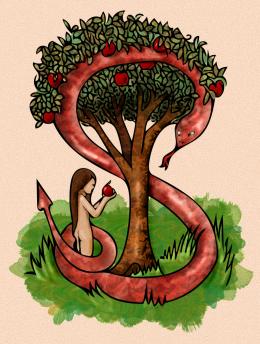 Satan Slithering Serpent