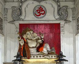 Elephant God - Ganesh