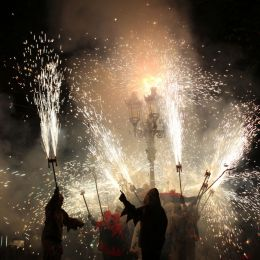 Entry number 106000 Fireworks, Festival of St John, Barcelona Picture