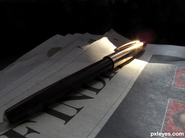 Pens Glory
