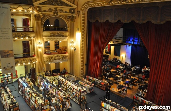 El Ateneo - One of the most beautiful libraries around the world