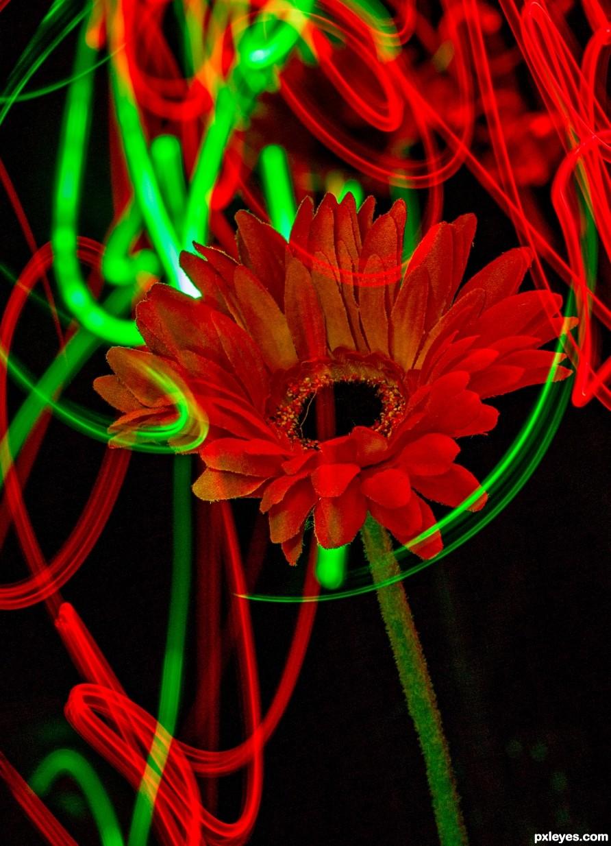 LED Painting
