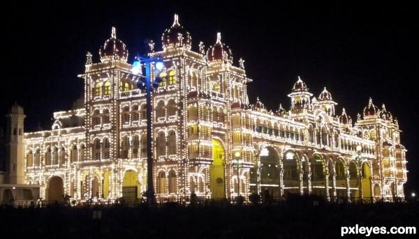 palace lighting
