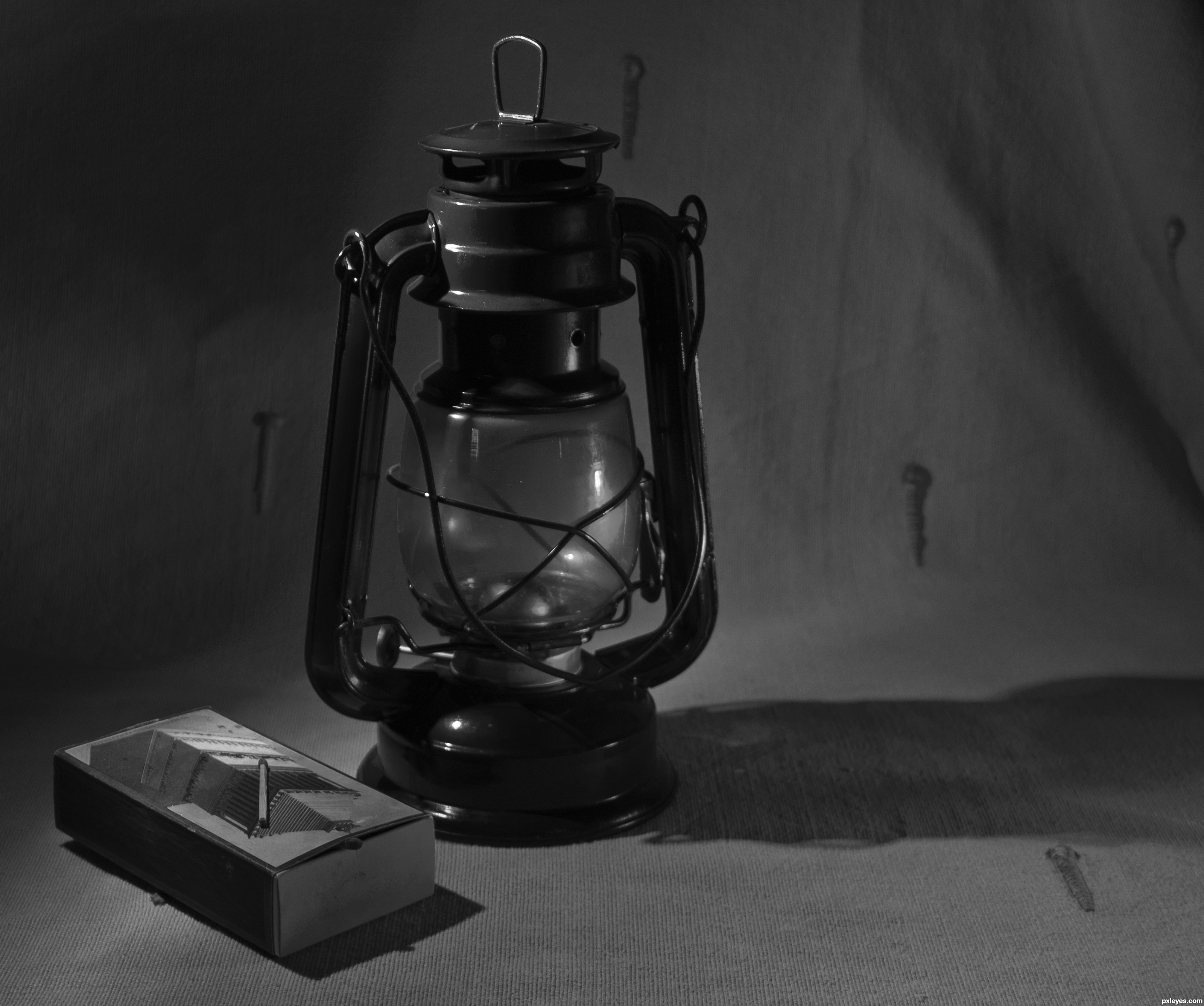 Oil Lamp Picture, By Jerostone For: Lighting 2 Photography