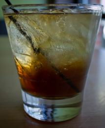 Classic Rum and Coke