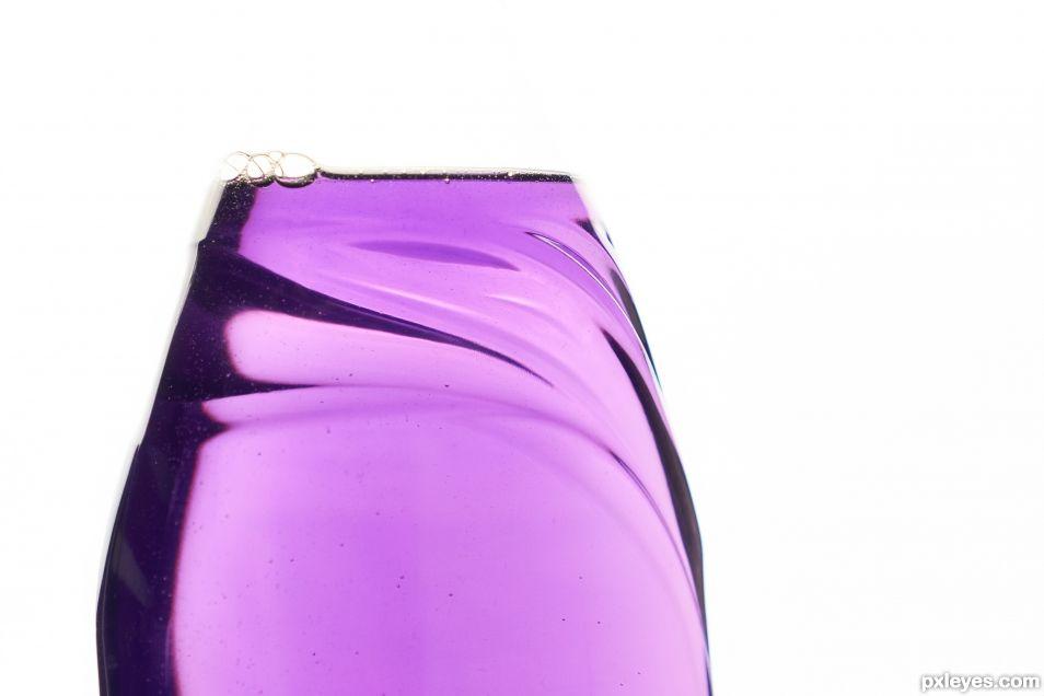 Purple Dish Soap