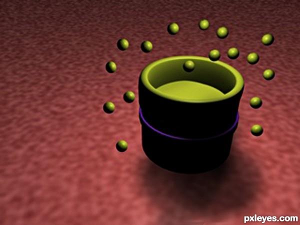 Paint Molecules