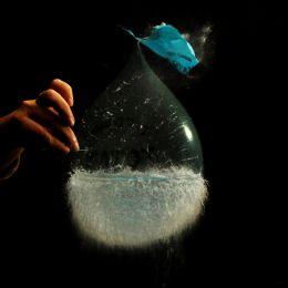 Waterexplosion