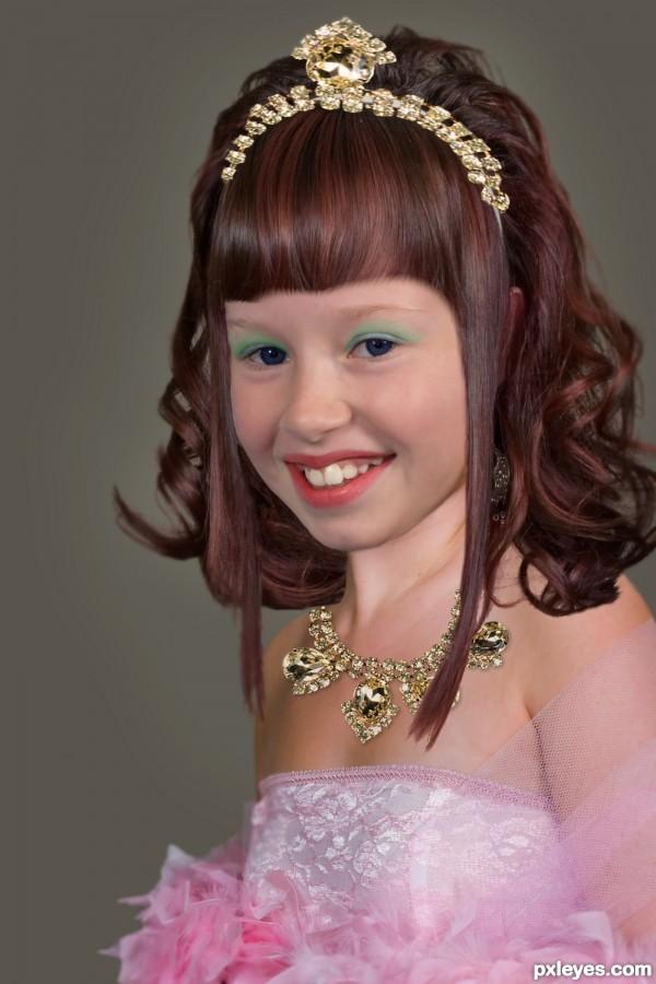 Miss Redhead