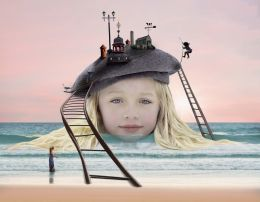 My little village in the sea