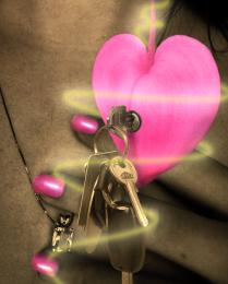 Youve got the key of my heart