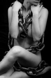 Restrained