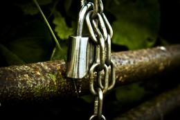 chained up Picture