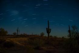 Southern Desert Sky