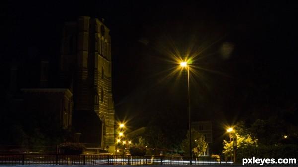 Aarschot by night