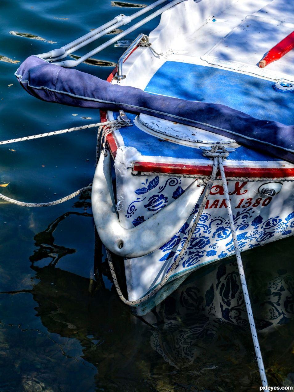 Cretan Boat