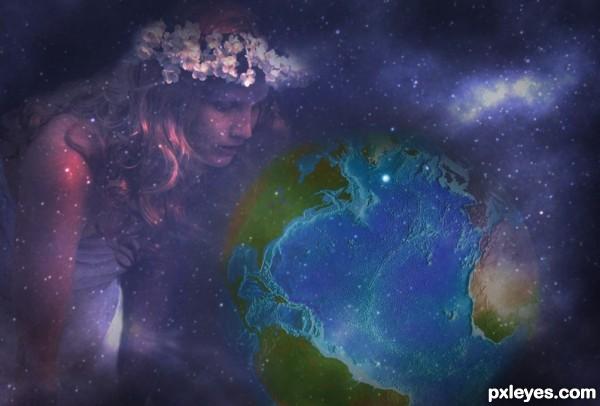 Creation of Star Gazer: Final Result