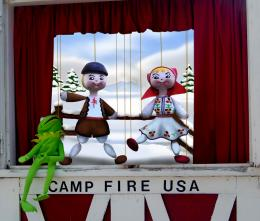 Camp Fire Theater