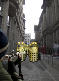 Daleks are here! Picture