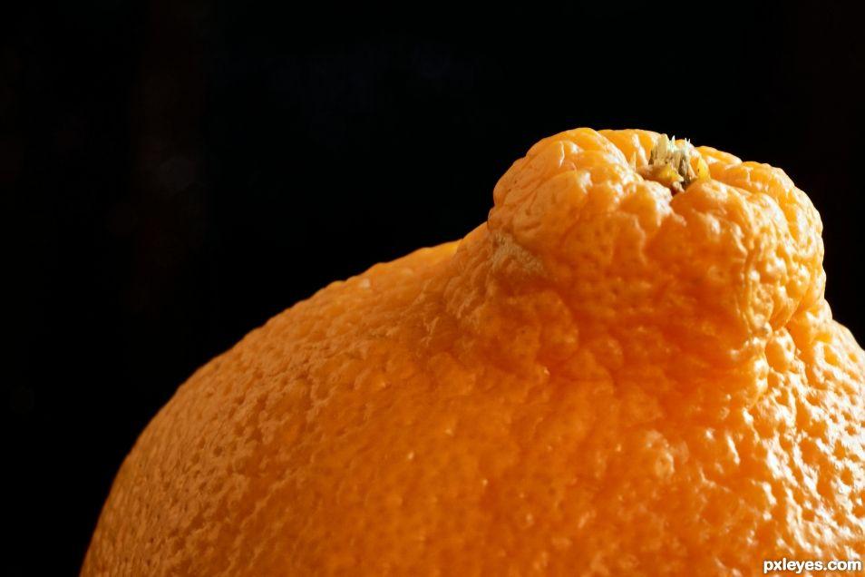 Mutant Orange