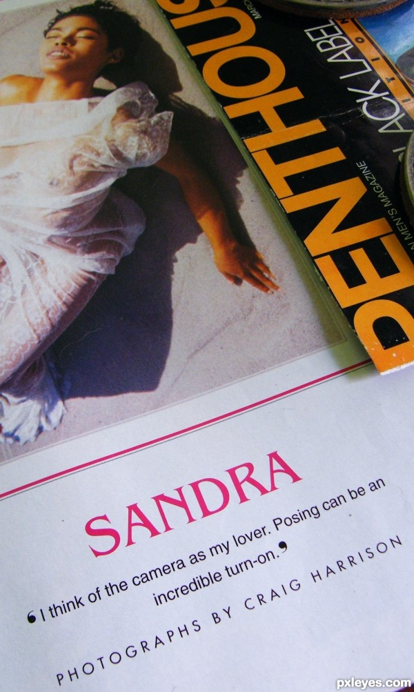 Penthouse Sandra