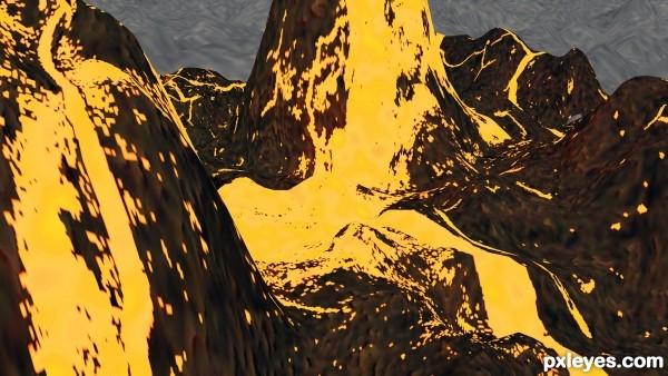 Magma, Laava