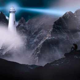 Mountainlighthouse