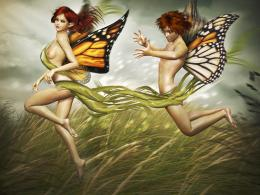 Faeries Love Game